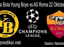 Prediksi Bola Young Boys vs AS Roma 22 Oktober 2020