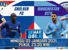 Main Prediksi Chelsea vs Manchester City 3 Januari 2021