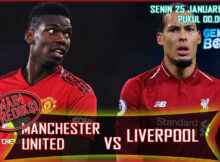 Main prediksi Manchester United vs Liverpool Senin 25 Januari 2021