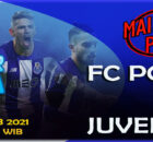 Main prediksi Fc Porto vs Juventus 18 Februari 2021