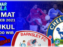 Main prediksi Barnsley vs Chelsea Jumat 12 Februari 2021