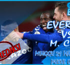 Main prediksi Everton vs Manchester City Minggu 21 Mret 2021